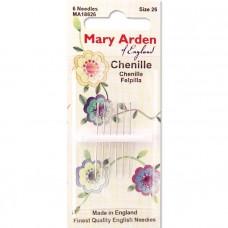 Chenille Needles - Mary Arden