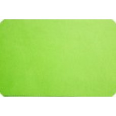 90 Inch Solid Minky - Dark Lime Green